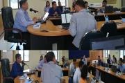 สสอ.หาดสำราญจัดประชุมเชิงปฏิบัติการ การแก้ไขข้อมูล ในHDC ด้วยแฟ้ม data_correct